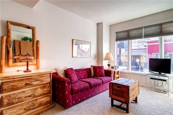 GALLERIA 307: Walk to Town Lift! - Image 1 - Park City - rentals