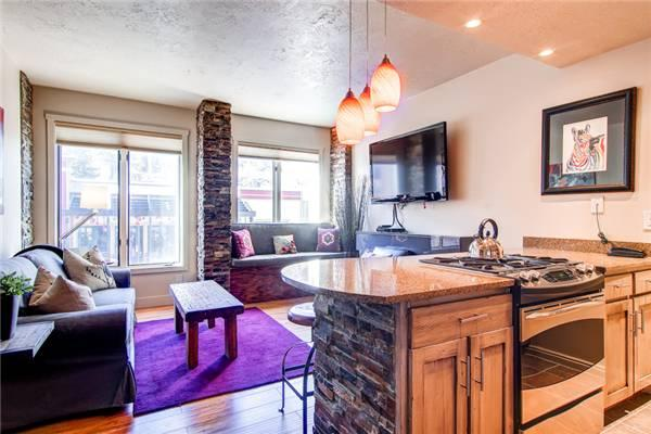 GALLERIA 308: Walk to Town Lift! - Image 1 - Park City - rentals