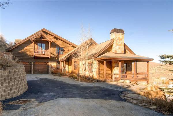KING ROAD 220:  Ski Trail Access! - Image 1 - Park City - rentals