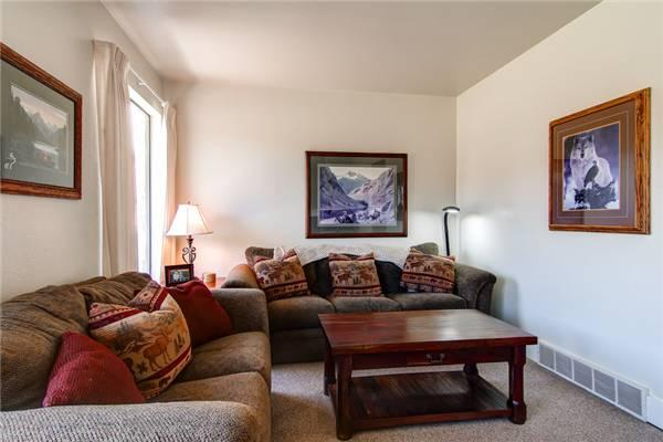 RACQUET CLUB 58: Quiet Retreat - Image 1 - Park City - rentals