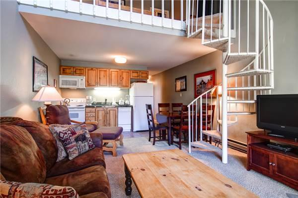 SNOWCREST 309 (1 BR+loft):  Walk to Lifts! - Image 1 - Park City - rentals