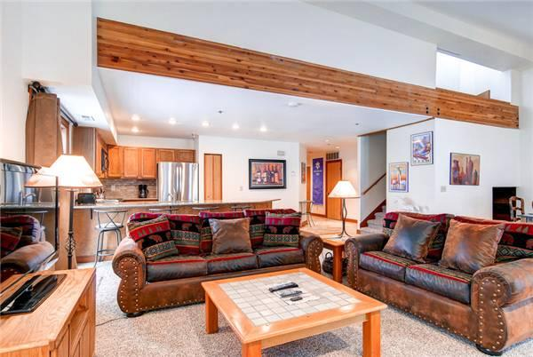 SILVER CLIFF 301:  Walk to Lifts! - Image 1 - Park City - rentals