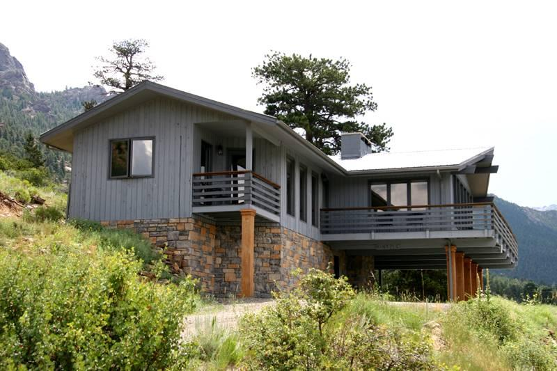 The Kintzle at Windcliff: Panoramic RMNP Views, 4 Bdrms, Close to YMCA, Wildlife - Image 1 - Estes Park - rentals