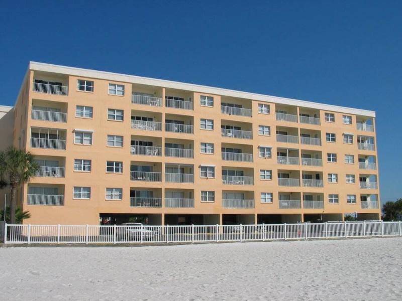 #409 Beach Place Condos - Image 1 - Madeira Beach - rentals