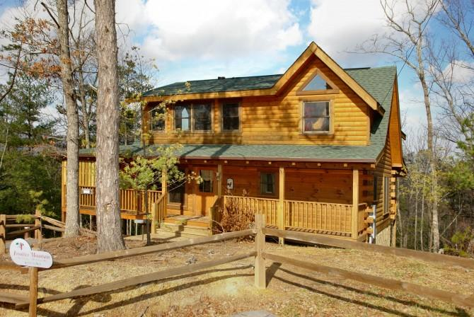Frontier Mountain - Image 1 - Sevierville - rentals