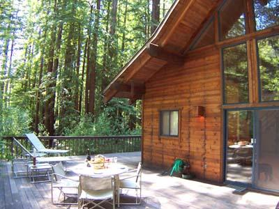 Austin Creekside Retreat, Cazadero Vacation Rental - Austin Creekside Retreat - Cazadero - rentals