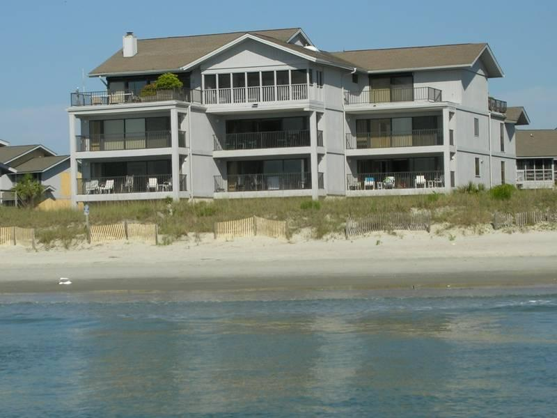 Inlet Point 13E - Image 1 - Pawleys Island - rentals