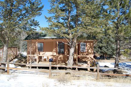 View of Home - Anazazi - Estes Park - rentals