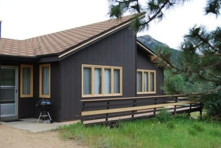 Great Views of the Continental Divide - La Mancha - Estes Park - rentals