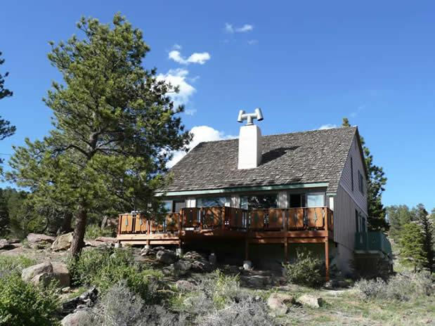 Great Views of the Rocky Mountains - Majestic Mountain - Estes Park - rentals
