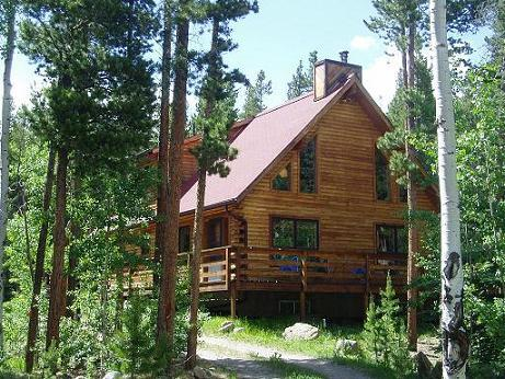 Home is Tucked Away in the Pines - Big Owl - Allenspark - rentals