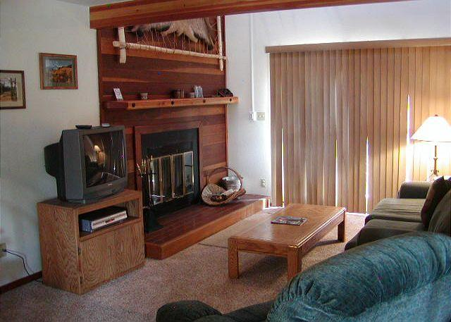 SS52 Ideal Condo w/Fireplace, Clubhouse, Wifi, King Bed - Image 1 - Silverthorne - rentals