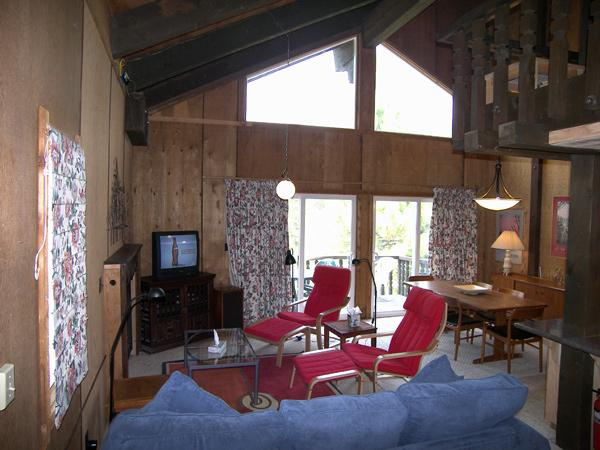 Heavenly 2 Bedroom-2 Bathroom House in Incline Village (1307A) - Image 1 - Incline Village - rentals