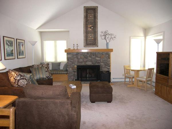 Charming Condo with 2 Bedroom, 2 Bathroom in Incline Village (101MC) - Image 1 - Incline Village - rentals