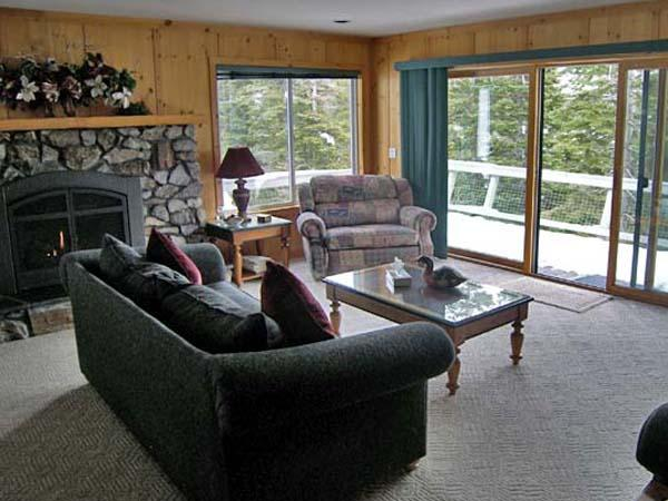 Lovely Cabin with 1 Bedroom-1 Bathroom in Incline Village (351A) - Image 1 - Incline Village - rentals