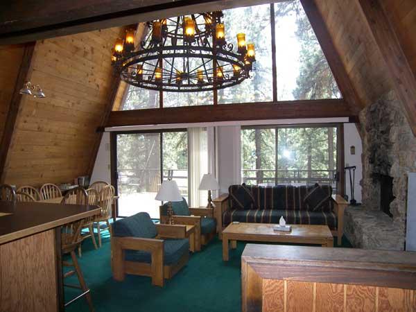 Lovely House in Incline Village (739J) - Image 1 - Incline Village - rentals
