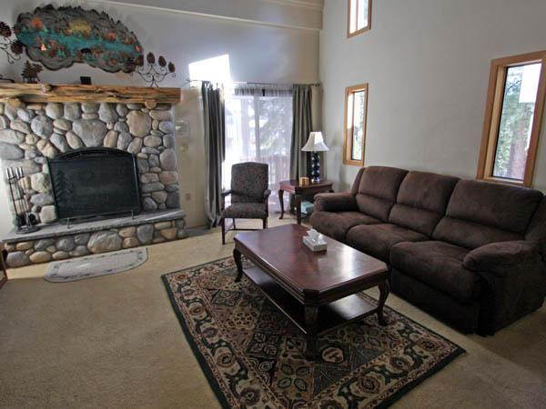 Incline Village 1 Bedroom, 2 Bathroom Condo (70WS) - Image 1 - Incline Village - rentals