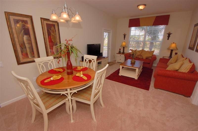 Tuscan themed spacious 3BR condo (TI3040) - Image 1 - Orlando - rentals