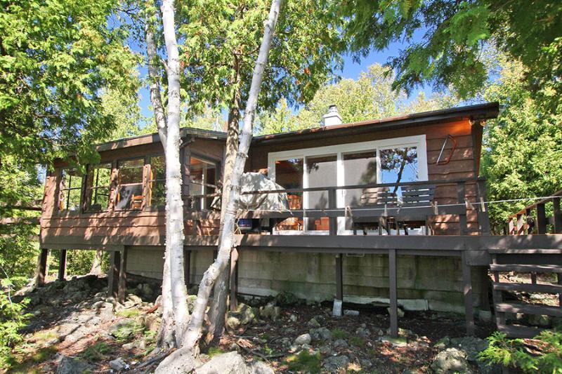 Bradley Harbour cottage (#243) - Image 1 - Miller Lake - rentals