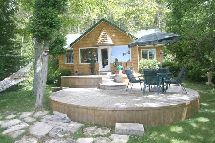Kennebunkport North cottage (#459) - Image 1 - Sauble Beach - rentals