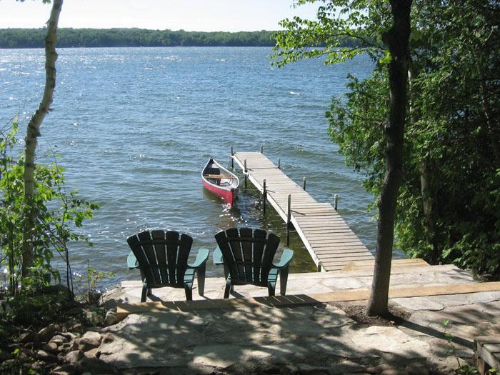 Miller Lake cottage (#464) - Image 1 - Lions Head - rentals
