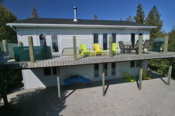 Pendall Point cottage (#376) - Image 1 - Tobermory - rentals