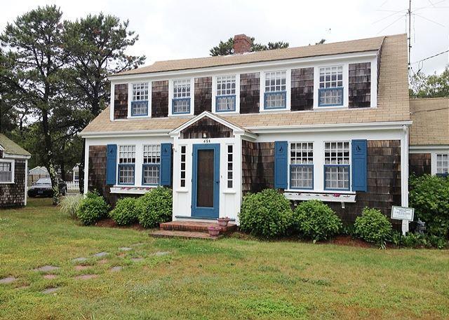 49 SEA ST., DENNIS PORT - Dennis Port cottage, 2/10ths of mile to Sea Street Beach on Nantucket Sound! - Dennis Port - rentals