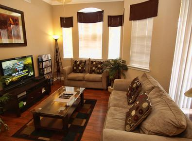 The Living Room - Platinum Collection Condo - Ultimate in Luxury with Many Extras - Davenport - rentals