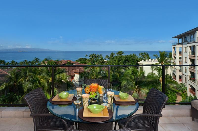 Grand Seascape K407 Incredible Outdoor Veranda with Panoramic Ocean and Sunset Views! - Grand Seascape K407 Wailea Beach Villas - Wailea - rentals