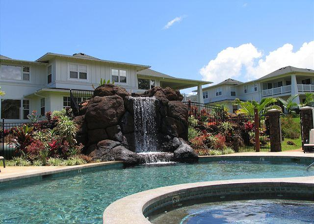 Beautiful Hawaiian Condo w/ AC!  Ground floor 2 bedroom unit.  10% off  Fall! - Image 1 - Princeville - rentals