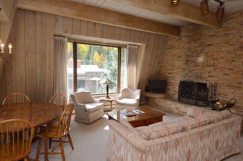 living-1.jpg - Chateau Dumont Unit 15 - Aspen - rentals