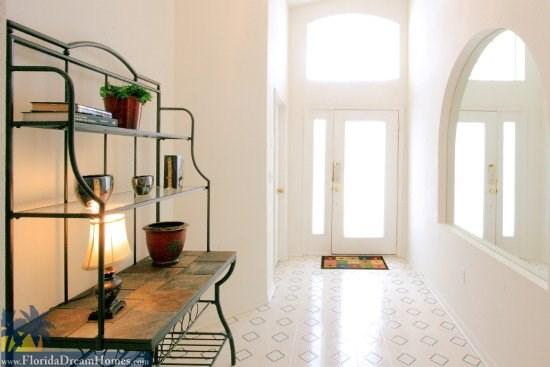 Entrance Hallway-4 Bed/3 Bath home wtih 2 Masters - 16364 - Kissimmee - rentals