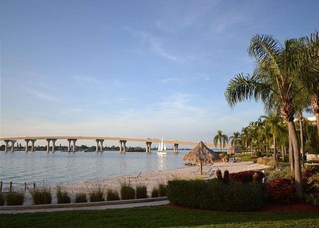 Bahia Vista13-152 - Beautiful Bay, Beach & Sunset Views at Isla Del Sol! - Image 1 - Saint Petersburg - rentals