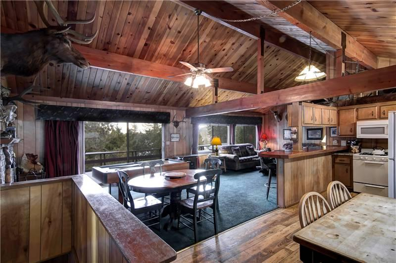 Big Bear Getaway - Image 1 - Big Bear Lake - rentals