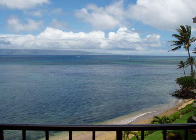 View - B603 Hololani Oceanfront Resort - Lahaina - rentals