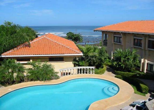 View - Nice oceanview home- kitchen, internet, a/c, shared pool, jacuzzi tub - Tamarindo - rentals