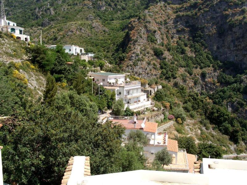 Apartment Rental in Campania, Praiano - Casa Bussola - Image 1 - Praiano - rentals