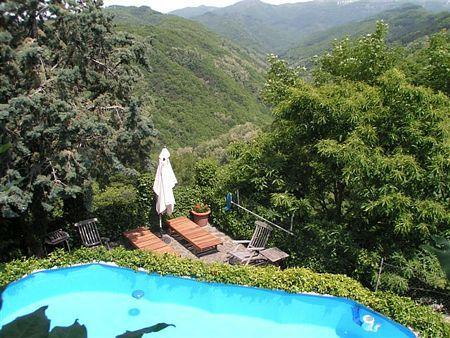 Villa Rental in Tuscany, Coreglia Antelminelli - Casa Coreglia - Image 1 - Coreglia Antelminelli - rentals