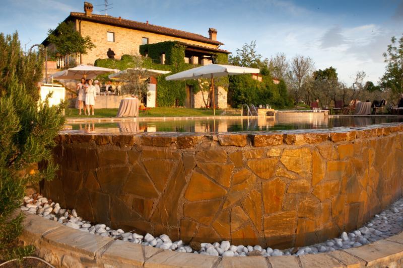 Luxury Chianti Villa Near a Small Town - Casa dei Frati - Image 1 - Mercatale di Val di Pesa - rentals