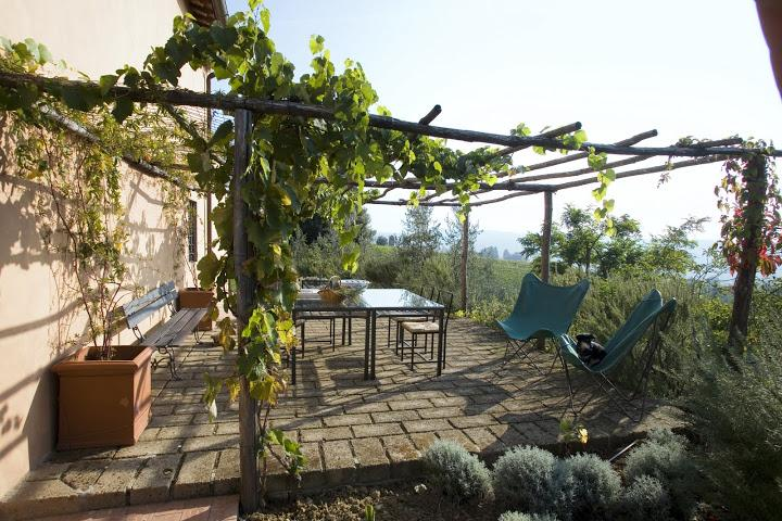 Charming Farmhouse Close to Florence and Walking Distance to Village - Ai Lecci - Image 1 - Rignano sull'Arno - rentals