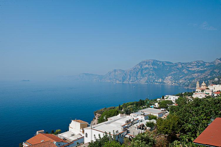Amalfi Coast Villa Rental with Short Walk to Town - Casa Toto - Image 1 - Praiano - rentals