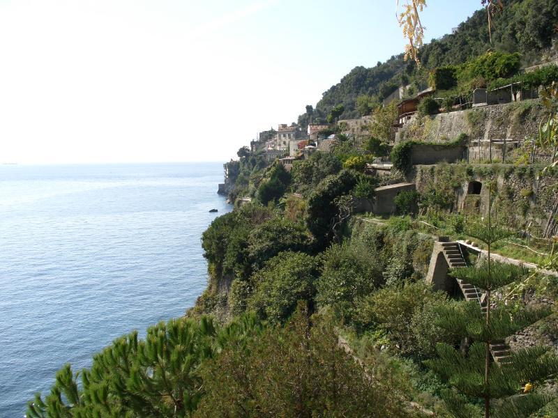 Amalfi Coast Apartment - Ceramica Terrace - Image 1 - Ravello - rentals