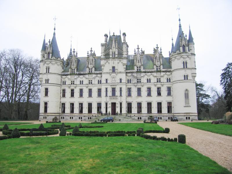 Luxury Historic Castle in the Loire Valley - Chateau de Soie - Image 1 - Challain-la-Potherie - rentals