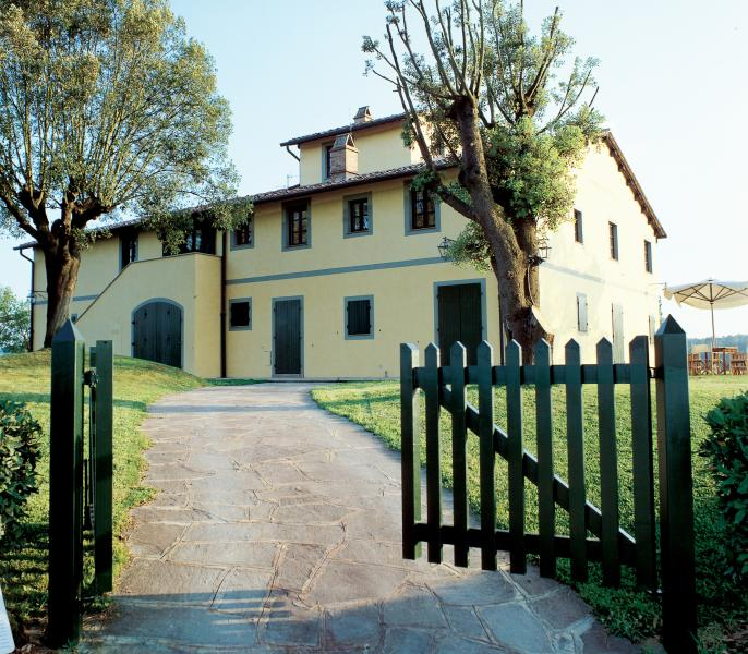 Country Tuscany Villa - Fattoria Capponi - Max Mara - Image 1 - Montopoli in Val d'Arno - rentals