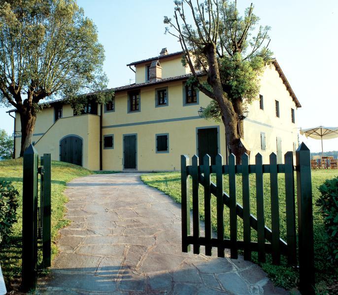 Tuscany Villa Accommodation - Fattoria Capponi - Missoni - Image 1 - Montopoli in Val d'Arno - rentals