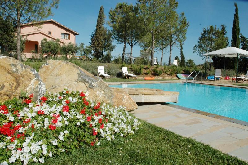 Tuscan Villa Among the Vineyards and the Sea in Maremma - Il Salottino - Image 1 - Magliano in Toscana - rentals