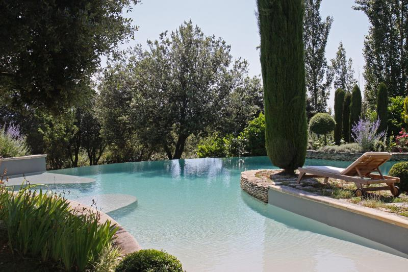Luxury Provencal Villa with Infinity Pool and Spectacular Views - La Maison D'ete - Image 1 - Gordes - rentals