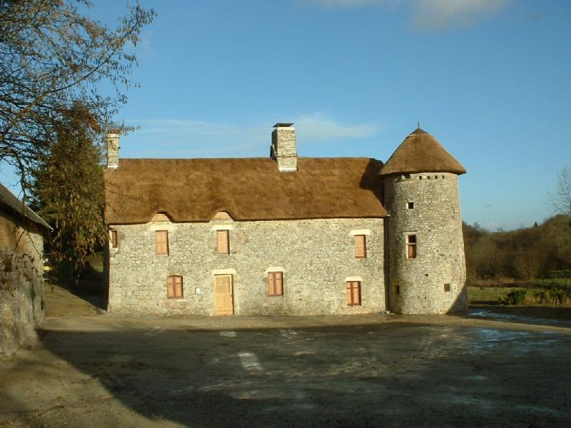 Historic Manor House in Normandy - Le Manoir Normand - Image 1 - La Haye Du Puits - rentals