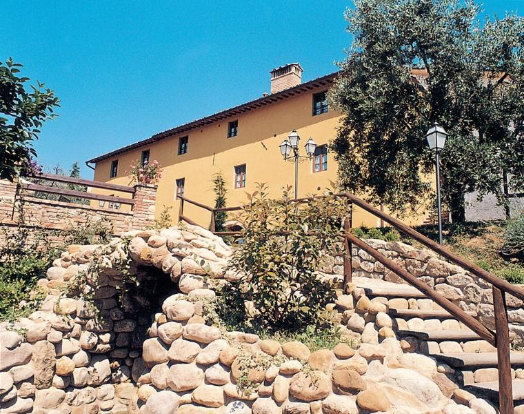 Tuscany Apartment with Pool near Restaurant - Poggio Sant Andrea - Image 1 - Montespertoli - rentals