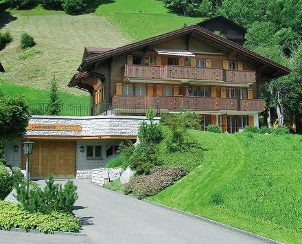 Swiss Chalet in Grindelwald - Rosa Dame - Image 1 - Grindelwald - rentals